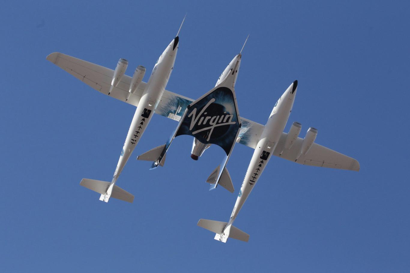 La nave de Virgin Galactic completó con éxito su primer vuelo supersónico desde el accidente fatal de 2014