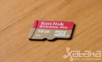 SanDisk Extreme Pro microSDHC, análisis
