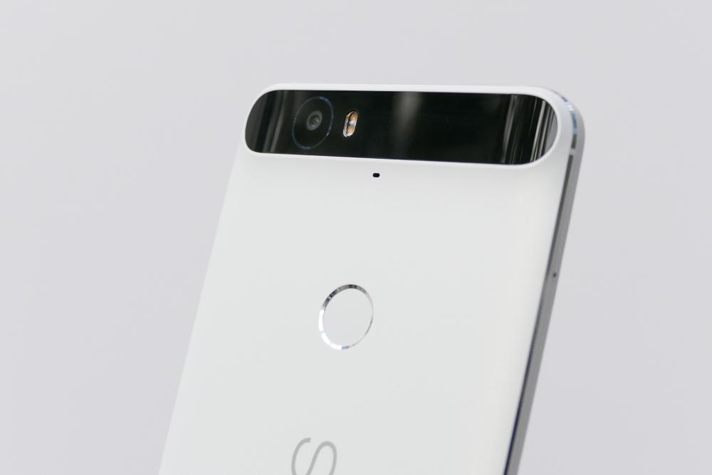 Nexus 6P fotos