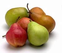 La versatilidad de las peras