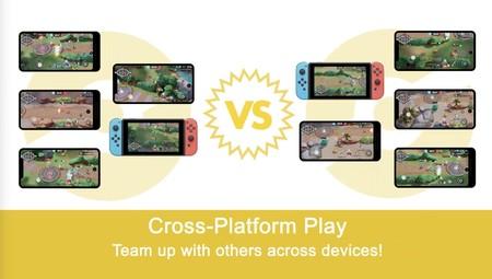 Pokemon Unite Moba 5 Contra 5 Juego Switch Ios Android Entre Plataformas