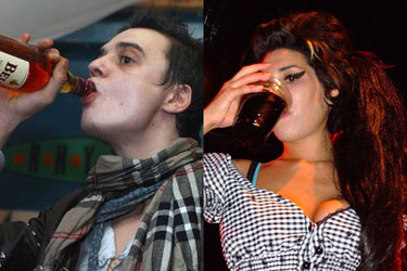 Amy Winehouse y Pete Doherty juntos... en una canción