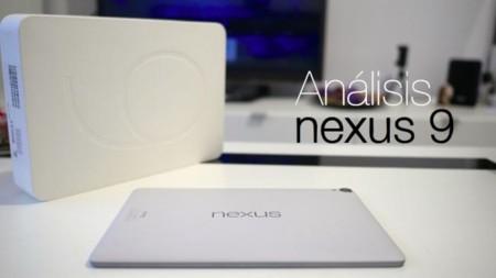 Nexus 9, análisis