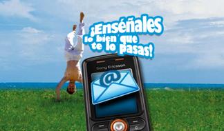 Movistar ofrece MMS gratuitos los domingos de agosto y septiembre