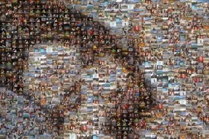 Crea mosaicos de tus fotografías de Flickr con Mosaickr