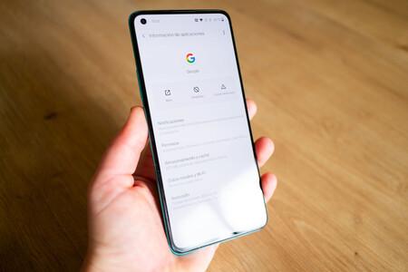 Fallo Google Android