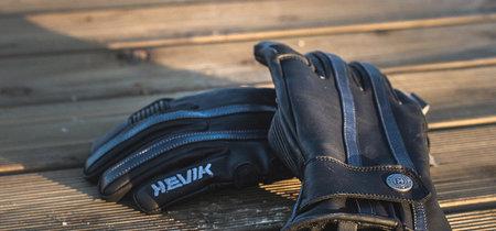 Probamos los guantes Hevik Identity Racer, asequibles y de estilo retro