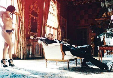 Foto de Robert Pattinson celebra el décimo aniversario de Details (5/6)