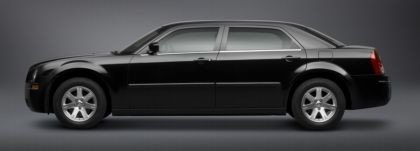 Chrysler presentará el 300C Long Wheelbase en el salón de Nueva York