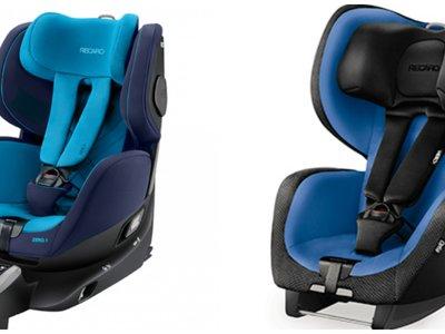 Recaro alerta de fallos en la seguridad en dos de sus modelos de sillas de coche