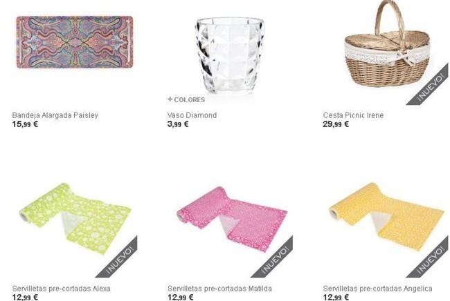 Zara Home colección Picnic 3