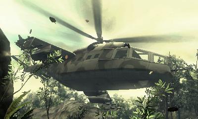 Foto de 'Metal Gear Solid: Snake Eater 3D': Snake aterriza en Nintendo 3DS (5/11)