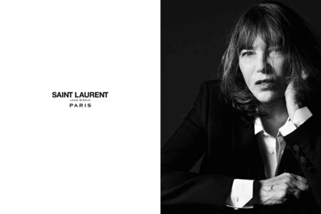 Jane Birkin Saint Laurent B