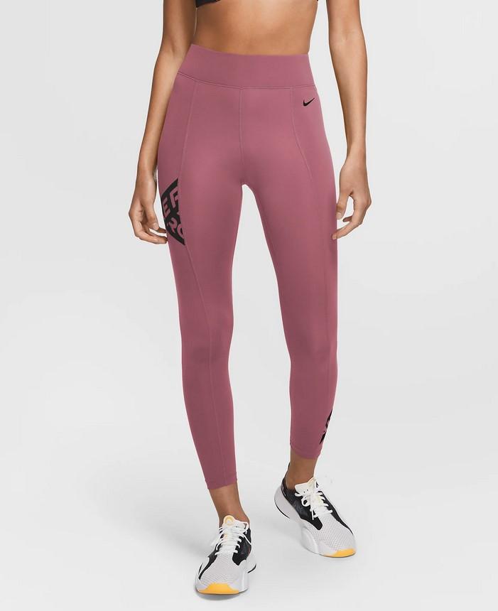Mallas de 7/8 con estampado - Mujer Nike Pro