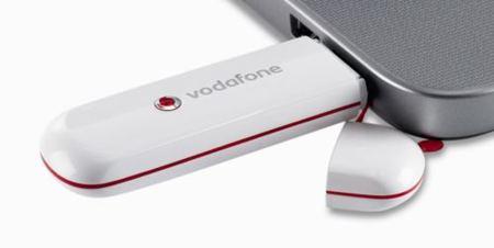 Modem USB stick HSUPA de Vodafone