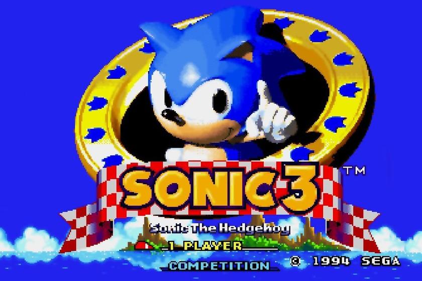 Sonic The Hedgehog 3 Sale A La Luz El Prototipo De Un Juego Demasiado Ambicioso Para Su época