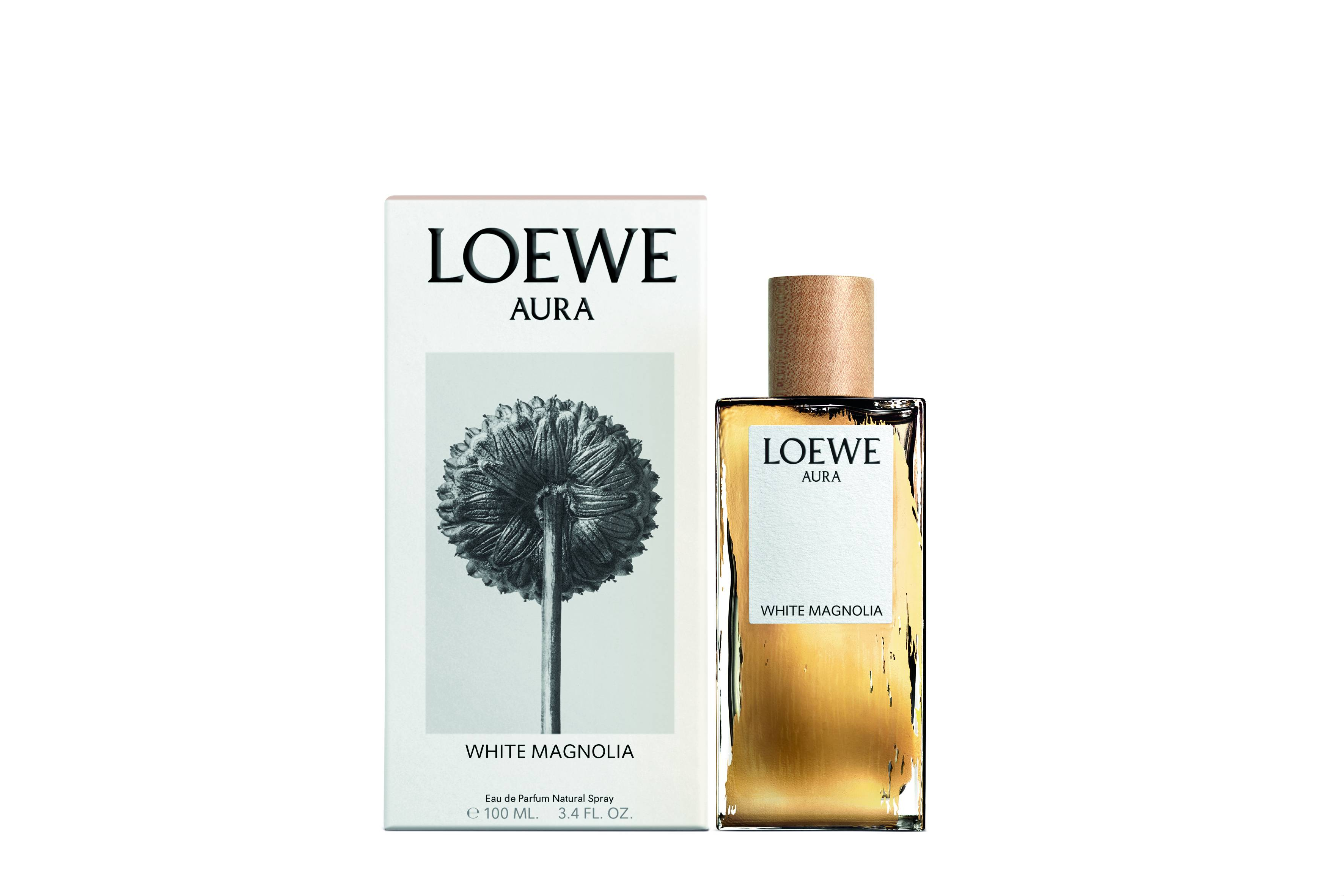 Aura White Magnolia de Loewe 100 ml.