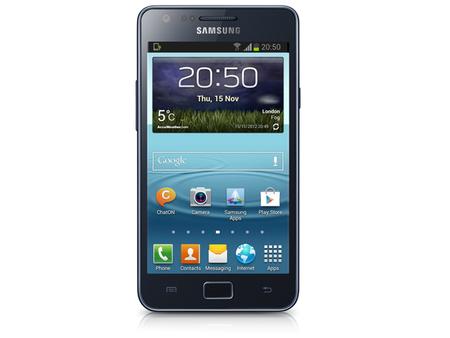 Samsung Galaxy SII se actualiza a Jelly Bean de forma oficial