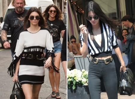 Kendall Jenner Cinturon 1