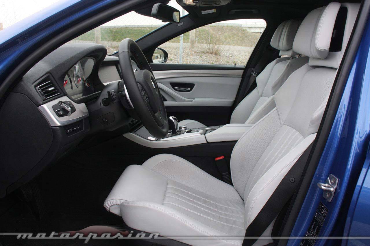 Foto de BMW M5 (Prueba) (73/136)