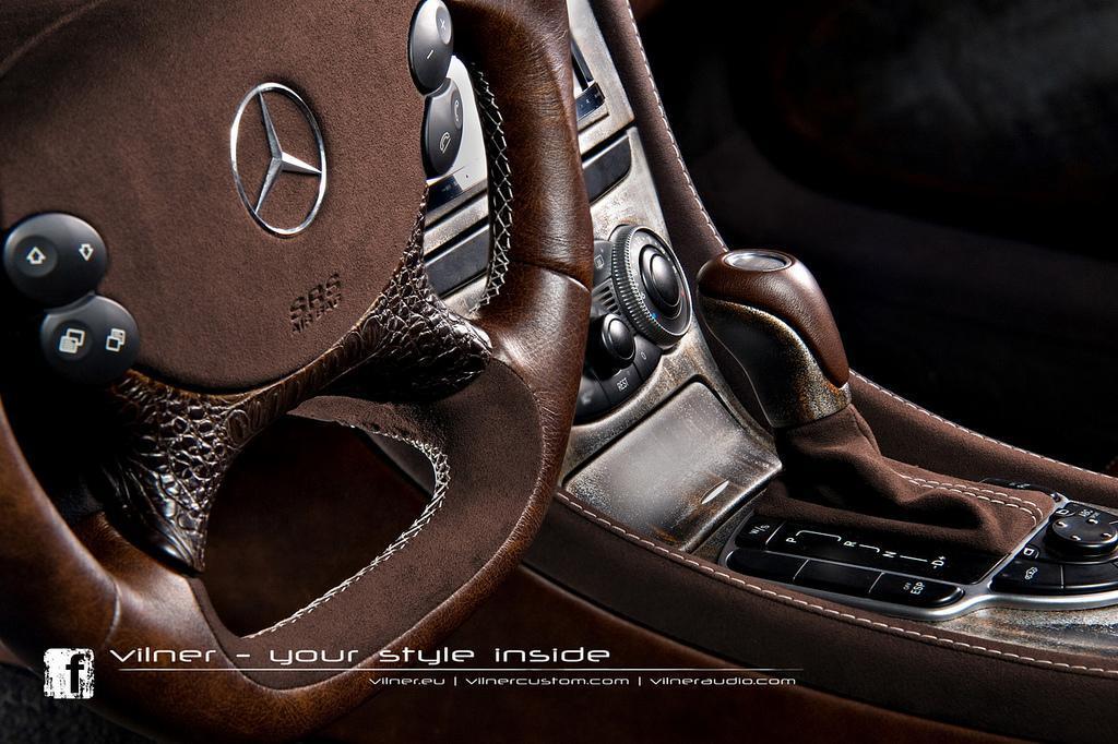 Foto de Vilner Studio Mercedes-Benz SL (3/10)