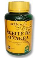 Aceite de onagra contra el síndrome premenstrual y los granitos