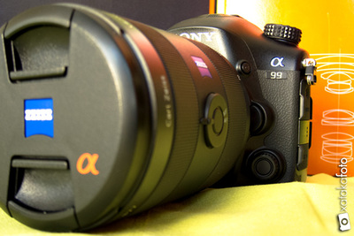 Sony A99, análisis