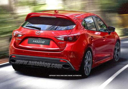 Mazdaspeed3 2014