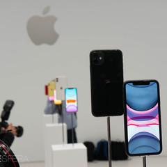Foto 11 de 33 de la galería fotos-apple-keynote-10-septiembre-2019 en Applesfera