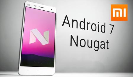 Estos son los smartphones de Xiaomi que se actualizarán a Android 7.0 Nougat
