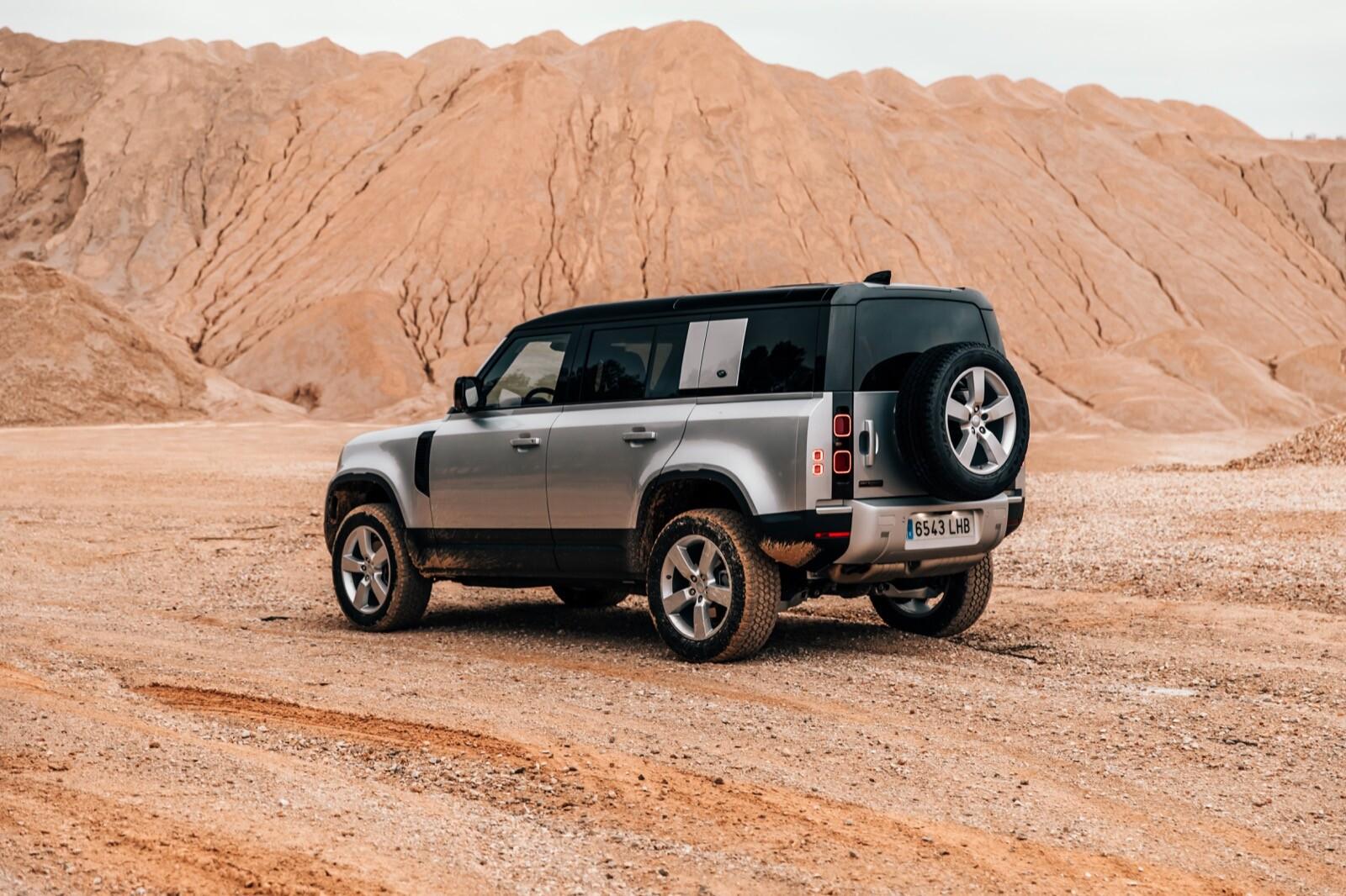 Foto de Land Rover Defender 110 (prueba) (39/41)