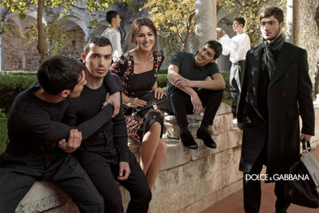 Monica Belluci protagoniza la campaña Otoño-Invierno 2013 de Dolce & Gabbana