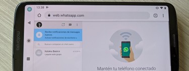 Cómo usar WhatsApp Web desde el móvil y para qué puedes querer hacerlo