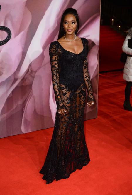 British Fashion Awards 2016 Naomi Campbell