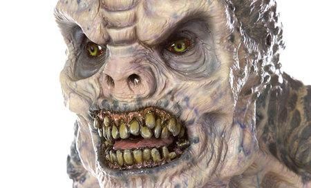 'Gears of War 2': decorativo busto Locust