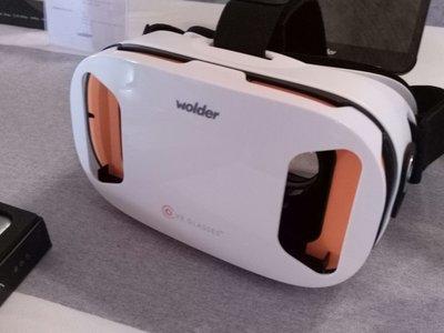 Wolder se sumará pronto a la realidad virtual con unas gafas VR propias