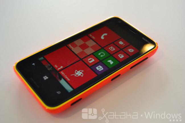 Foto de Nokia Lumia 620, primeras impresiones (7/15)