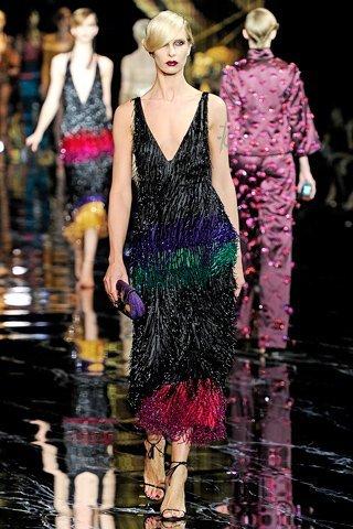 Vestido Navidad: Louis Vuitton