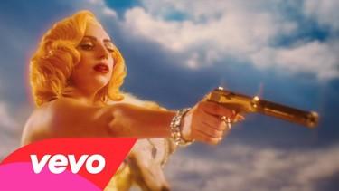 Aprovechando película, Lady Gaga lanza el lyric de su nuevo single