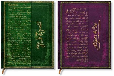 Nuevos cuadernos manuscrito de Paperblanks