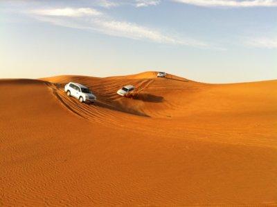 Viaje a Dubái: La típica excursión al desierto