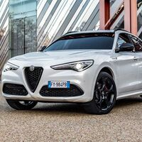 Alfa Romeo Stelvio Veloce Ti 2021, inspiración Quadrifoglio y 500 hp para el SUV italiano