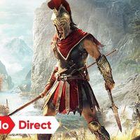 Assassin's Creed Odyssey llegará a las Nintendo Switch japonesas a través de juego en nube