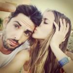La emotiva felicitación de Ana Fernández a Santi Trancho