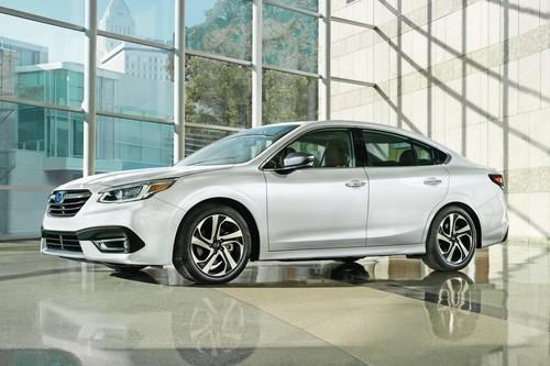 El Subaru Legacy 2020 no es una revolución de diseño, pero sí de tecnología y desempeño