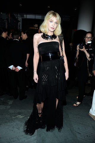 courtney love givenchy