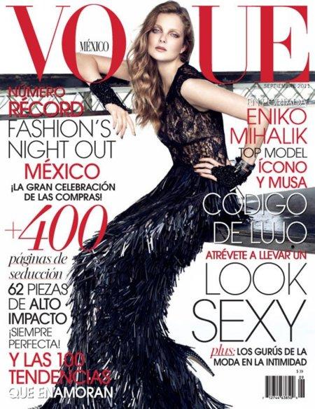 Eniko Mihalik Vogue