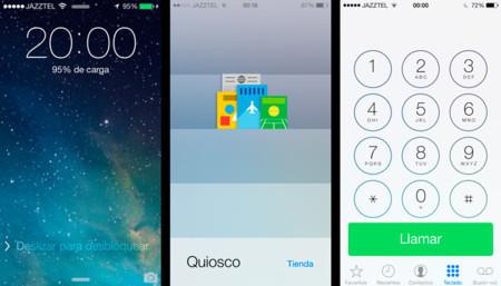 Novedades de la beta 4 de iOS 7