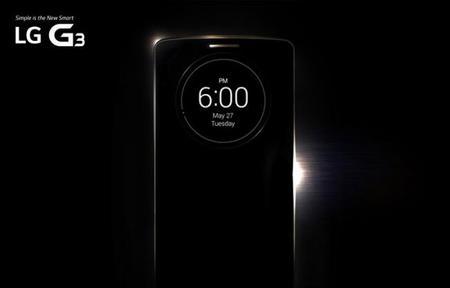 Confirmadas algunas especificaciones del LG G3 gracias a su web