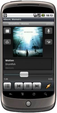 Winamp 5.59, ahora también para Android